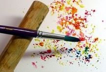 Creative Experiences / Afterschool art ideas for ages 4-6 / by Julie Gabrielse