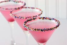Candy Cocktails!!