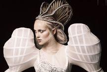 Avant-garde hair we love / Editorial hair / by Cheveu Studio