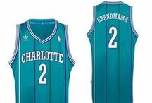 Throwback Gear / by Charlotte Hornets