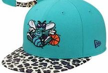 Charlotte Hornets Vintage Hats / by Charlotte Hornets