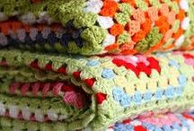 Crochet Patterns for Mom - Blankets/Squares