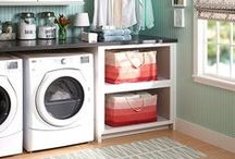 Laundry Room / by Chelcey Tate