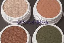 ColourPop Swatches / My love for ColourPop all on one board! Enjoy!