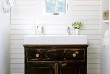 Bathroom Vanity / by The Painted Home