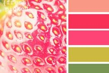 Colours -  Colors - Colores / I love Colour! It is so inspiring!