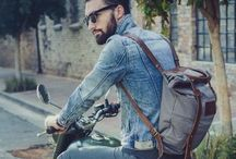 Being a Stylish Man / Clothing and style posts for every man to wear out there. / by Dan Ruman