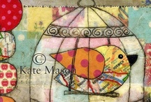 Art/Journals/Mixed Media / by Gina Hart