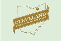 Cleveland that I <3 / by Brenna Behan