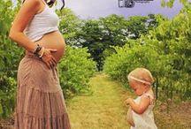 AV. Fotos embarazo y hospital / by Virginia Cabrera