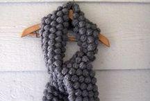 Crocheting & Knitting / by Paige Pinilla Linker