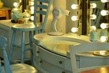 Salon ideas  / by Rebecca Roach