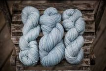 Lakes Yarn and Fiber / Repeatable Colorways