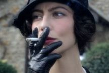 """cultivating style ,wardrobe building,- outfits to copy, to look for, using what you have / Style: eccentric, androgynous, savage, poetic, elegant, glamorous witch, antiquarian, """"edgy"""", vampy, dangerous, devastating, femme fatale, beauty queen, bohemian, mod. grunge, military, regal, brooding, masculin /feminin, historical, romantic, art deco, avant garde, silhouette, bardot, kahlo, deneuve, katharine hepburn, marlene dietrich, 70s women's lib, Pre-Raphaelites, imperial Russia, early Chanel, bohemians in tangier, marrakech, paris, berlin, and shanghai in the 20s / by ☆St. James Infirmary Blues☆"""