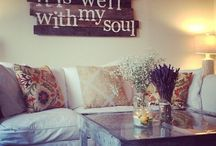 home ideas / by Emily Beachy