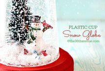 Christmas Crafting / by Paula Pascual