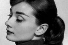 Audrey Hepburn shoot