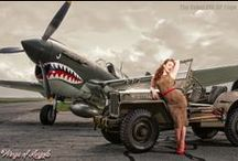 wwII pinup