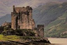 A Terrible Beauty- Celtic lands, Scotland, Ireland: moors, craigs, castles, cairns / by ☆St. James Infirmary Blues☆