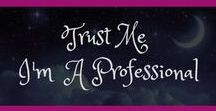 Trust Me, I'm a Professional / Check out these career tips and tricks to get through creating a resume and cover letter, ace the interview, any followup, get the job, training and orientation, daily professionalism and post-job etiquettes