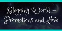 Blogger Promotions and Love / Check out some of my fave blogger promotions, giveaways and contests, courses and all over blogger love.