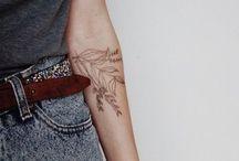 Tattoos / by Danae Moran