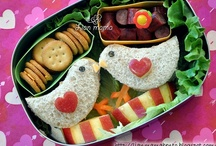 Food.Lunchbox Ideas / by Patricia Martzloff