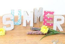 summer lovin / by Amanda