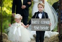 CHWV ♥ Flower Girls & Page Boys / How cute are they?!