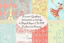 Paper Crafts / by Lorraine's Oo La La