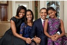 Obama Family - Malia and Sasha Obama Style / Dino e Lucia is so happy for Mr President OBAMA and his Family !
