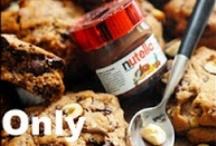 Nutella / Découvrez plein de recettes et de photos de Nutella. LA board pinterest pour tous les amoureux de Nutella.