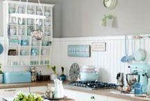 House Inspiration - Kitchen / by H.