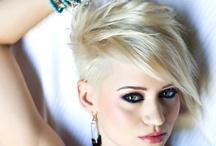 Short Hair Ideas  / by Misty Hensley Black