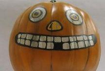 Hallows Eve Decor / Halloween Inspiration