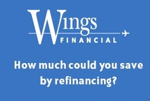 Loans / Buying or refinancing? You've come to the right place. Wings' solid financial position allows us to offer some of the lowest loan rates for all your financial needs.