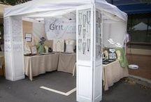 Craft fair set ups