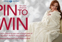 My Sleep Number Holiday Haven Contest / by Teresa McDaniel