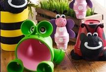KIDS - Crafts, DIY, activities, ideas