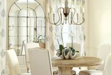 Room Design: Dining Rooms