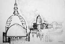 Drawing Architecture / by Amanda Sexton
