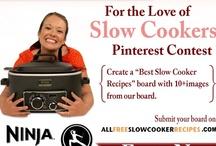 Best Slow Cooker Recipes / by Teresa McDaniel