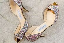 Wedding Fashion / Shoes, accessories, and all the fix'ns