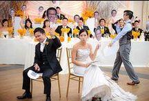 CHWV ♥ Wedding Receptions / Wedding Reception ideas.