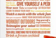Summer Bucket List / by Teresa McDaniel