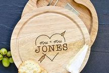 CHWV ♥ Wedding Gifts / Wedding gifts they will love.