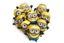 Minions !! / A board only about Minions, Why ? because Minions are so awesome :) one minino, two minions, an army of minions !!