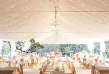 Slaugham Place Weddings / Slaugham Place is a uniquely romantic waterside Marquee Wedding Venue in West Sussex. Find out about the venue: http://bit.ly/187DTjy