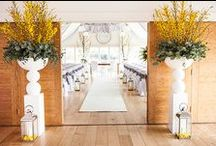 Wasing Park Weddings / Wasing Park is an award-winning barn wedding venue in Berkshire. Set on a private country estate, this wedding venue has all the ingredients for a stylish contemporary wedding. Find out more about this venue: http://bit.ly/1kvDBm7