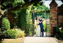 Gaynes Park Weddings / Gaynes Park is a beautiful barn wedding venue in the grounds of a country estate near Epping. Approached up a long drive though parkland, this award-winning wedding venue is only 10 minutes from the M25 and M11. Find out more about the venue: http://bit.ly/1s21esf